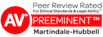 Martindale-Hubbell AV Rating