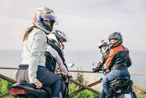 Motorcycle Helmets and Accident Liability