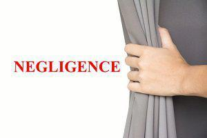 Negligence Curtain