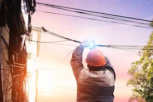 Workplace electrical injury